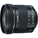 Canon EF-S 10-18mm f/4.5-5.6 IS STM - Lens