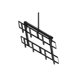 "Peerless-AV Video Wall Ceiling Mount for 2x2 Configs for 40-55"" Displays"