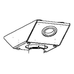 Peerless-AV Vibration Absorbsion for LCD Projector Mount Structural Ceiling