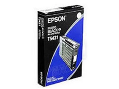 Epson T5431 - Print cartridge - 1 x pigmented photo black