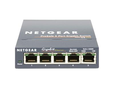 Gs105 Netgear on Netgear Gs105 5 Port Gigabit Switch  Gs105uk    Bt Shop