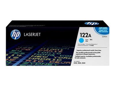 HP 122A Cyan Original LaserJet Toner Cartridge