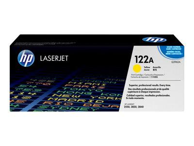 HP 122A Yellow Original LaserJet Toner Cartridge