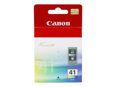 Canon CL-41 Colour (Cyan/Magenta/Yellow) Print Cartridge - 155 pages