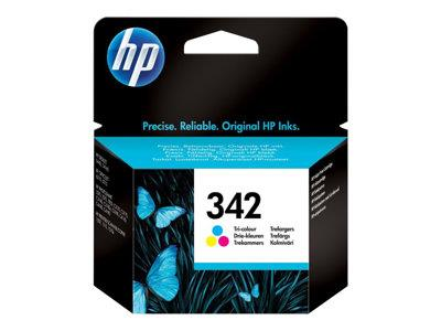 HP 342 Tri-colour Original Ink Cartridge