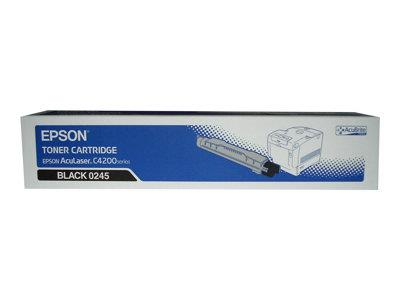 Epson Black Toner for Aculaser C4200