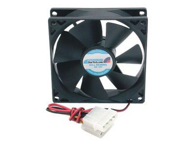 StarTech.com 92x25mm Dual Ball Bearing Computer Case Fan with LP4 Connector