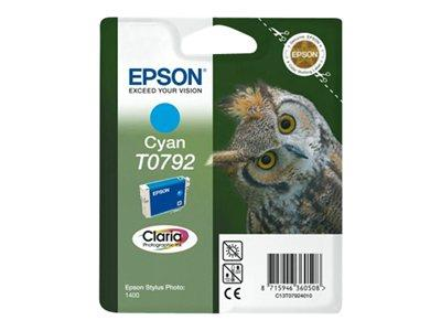 Epson C13T079340A0 Magenta Ink Cartridge for Photo 1400