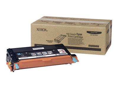 Xerox Cyan High Capacity Toner for Phaser 6180