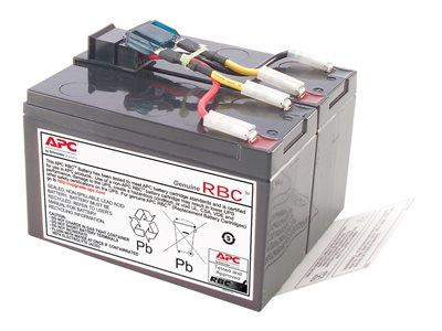 APC Replacement Battery Cartridge #48 - UPS battery