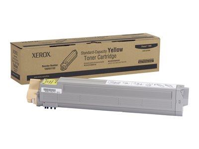 Xerox Standard Yellow Toner Cartridge for Phaser 7400