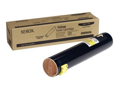 Xerox Yellow High Capacity Toner for Phaser 7760