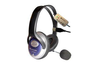 Dynamode DH-660 USB Stereo Headset