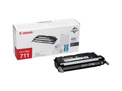 Canon 711 Black Toner Cartridge