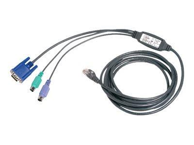 Avocent AutoView PS2 Cat 5 KVM Cable Kits 10ft