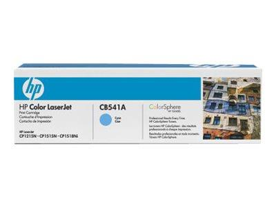 HP 125A Cyan Original LaserJet Toner Cartridge
