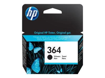 HP 364 Black Original Ink Cartridge