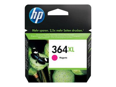 HP 364XL High Yield Magenta Original Ink Cartridge