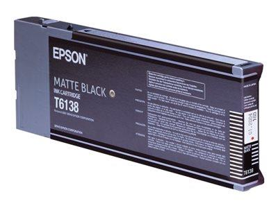Epson T613800 Matt Black Ink for Stylus Pro 4800