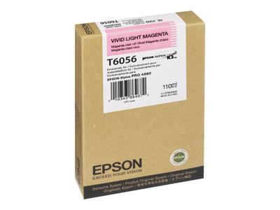 Epson T605 Vivid Light Magenta Ink for Stylus Pro 4880