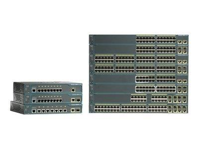 Cisco Catalyst 2960 24 10/100 PoE + 2 T/SFP