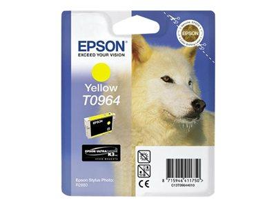 Epson T0964 - Print cartridge - 1 x yellow - 890 pages