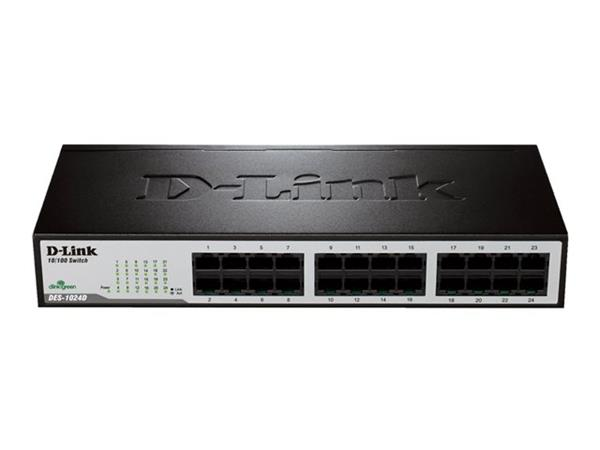 D-Link 24-Port 10/100Mbps Nway Switch