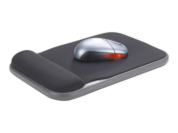 Kensington Height Adjustable Mouse Wrist Rest - Black