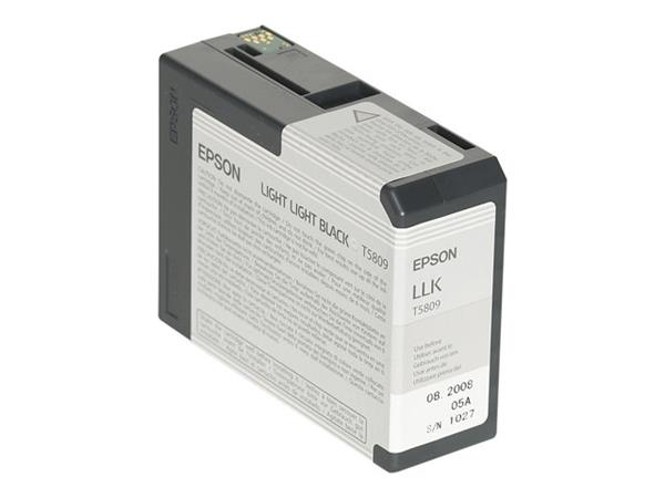 Epson T5809 Black Ink Cartridge
