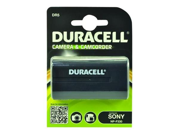 Duracell Sony NP-F530 battery