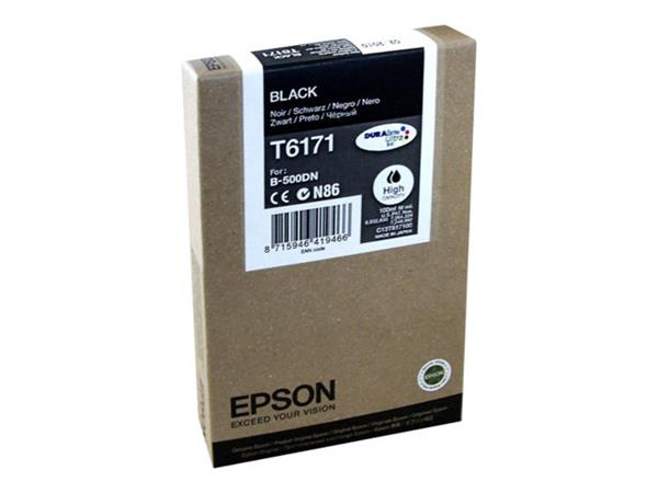 Epson B-500DN High Yield Black Ink