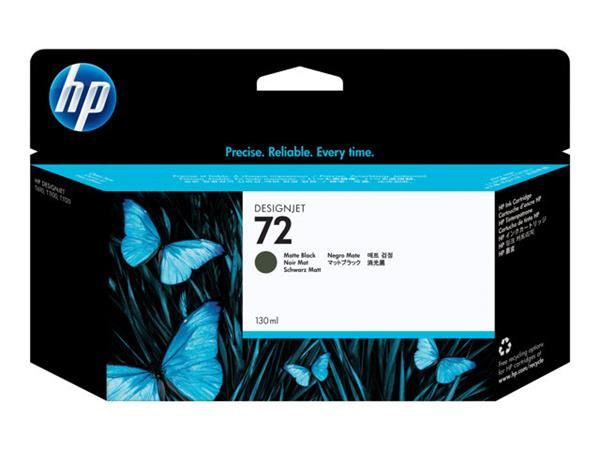 HP 72 130-ml Matte Black Ink Cartridge