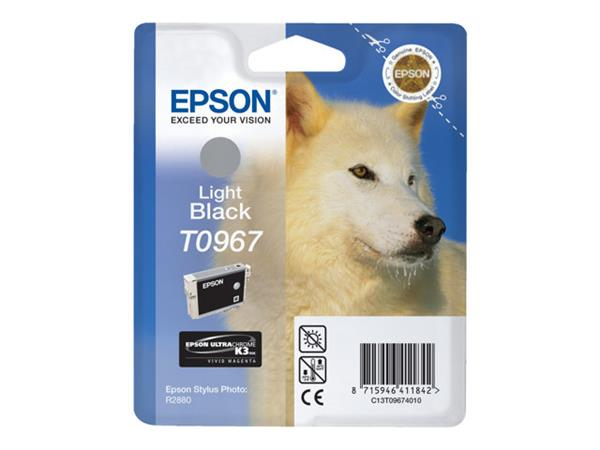 Epson T0967 - Print cartridge - 1 x light black