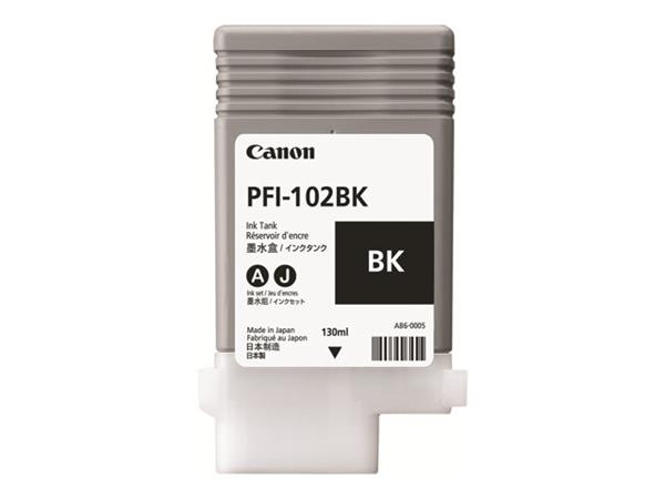 CANON IPF600 BLACK INK TANK