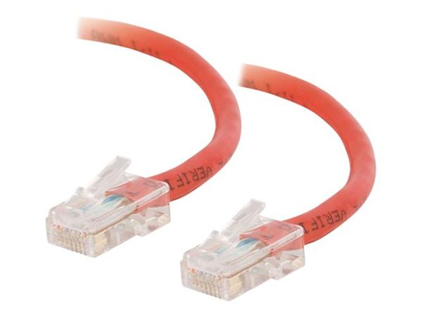 C2G 10m Cat5E 350 MHz Assembled Patch Cable - Red
