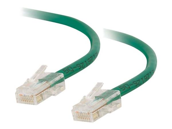 C2G 3m Cat5E 350 MHz Assembled Patch Cable - Green