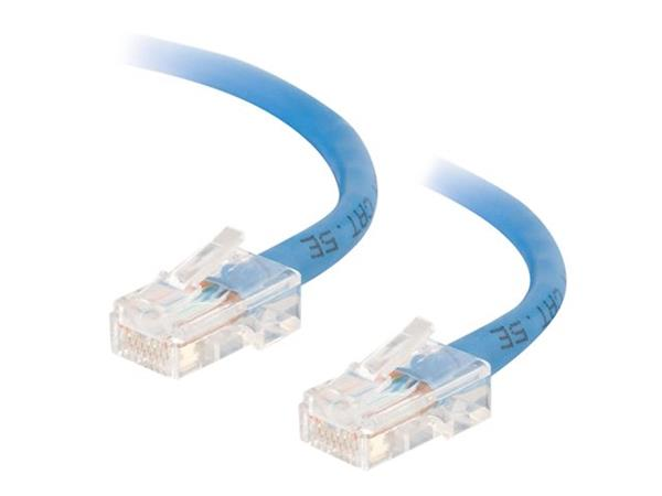 C2G 2m Cat5E 350 MHz Assembled Patch Cable - Blue