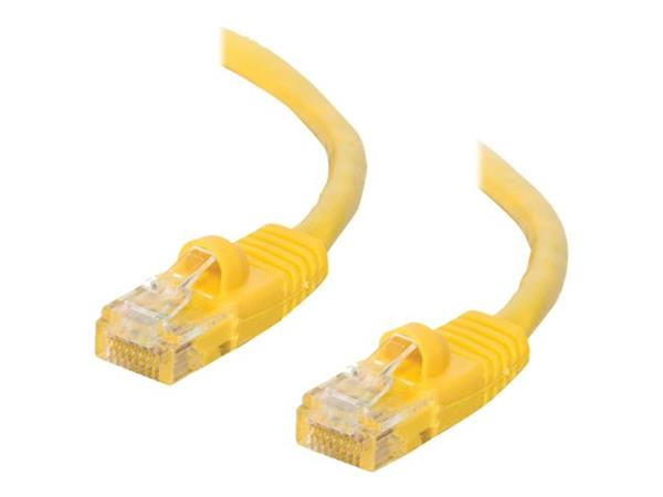 C2G 7m Cat5E 350 MHz Snagless Patch Cable - Yellow