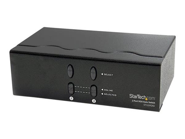 StarTech.com 2 Port VGA Auto Switch
