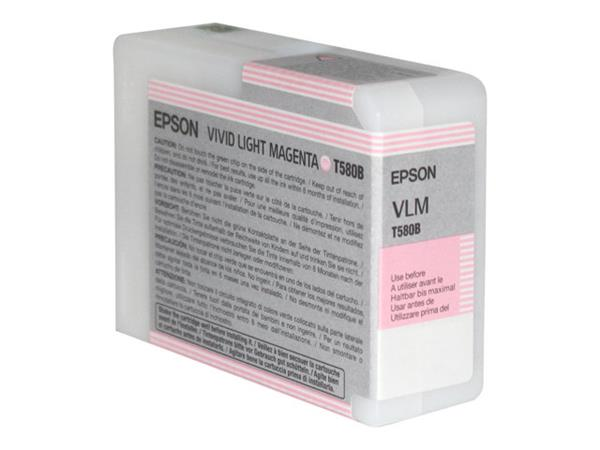 Epson EPSON T580B00 INK CARTR.L.MAG.