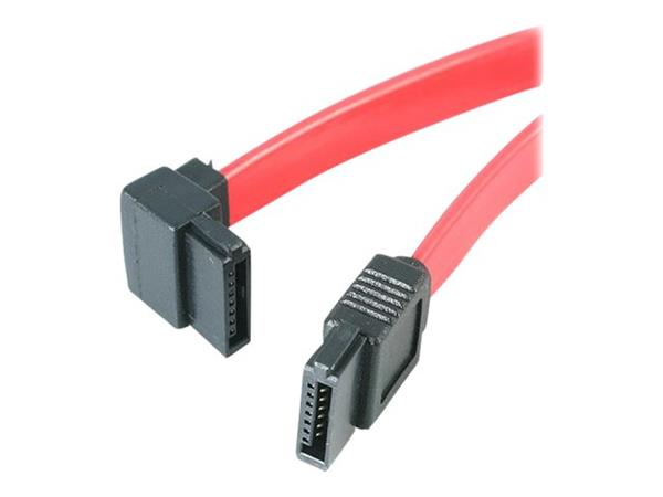StarTech.com 6in SATA to Left Angle SATA Serial ATA Cable