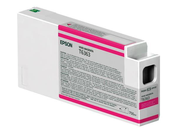 Epson Ink Cartridge - Vivid Magenta 700ml