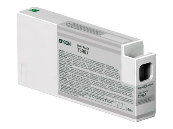 Epson Ink Cartridge - Light Black 350ml (7890/7900/9890/9900WT7900