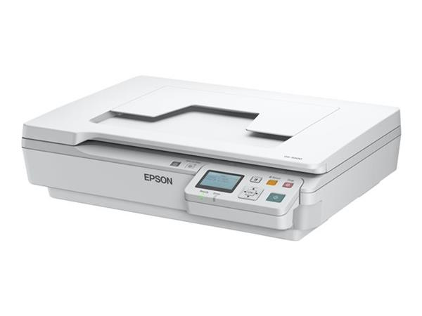 Epson WorkForce DS-5500N A4 Flatbed Scanner
