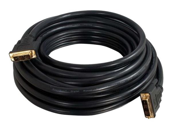 C2G 22.8m Pro Series DVI-D™ CL2 M/M Single Link Digital Video Cable