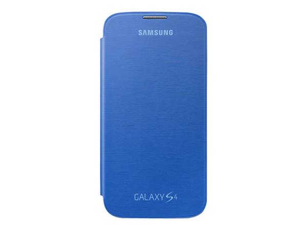 Samsung Flip Cover Galaxy S4 Light Blue