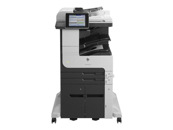 HP LaserJet Enterprise 700 M725z+ Mono Laser Multifunction Printer