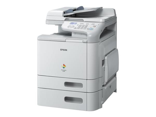 Epson AcuLaser CX37DTN A4 Colour Multifunction Printer