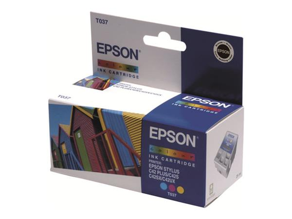Epson Singlepack Colour T037