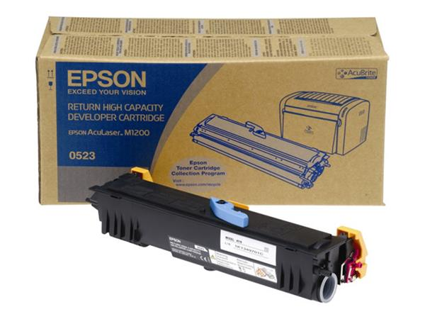 Epson AL-M1200 Return Developer Cartridge HC  3.2k